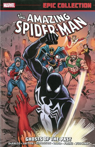 9780785189169: The Amazing Spider-Man Epic Collection: Ghosts of the Past