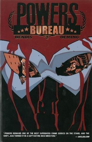 9780785189183: Powers: Bureau Volume 2: Icons