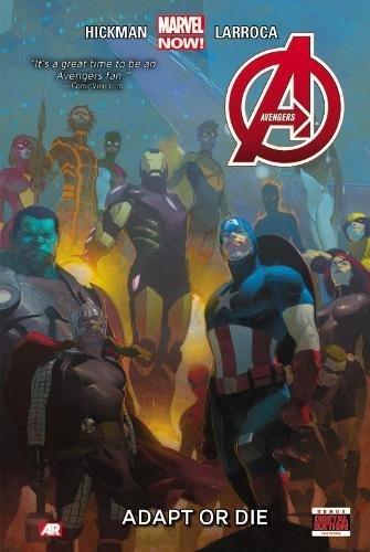9780785189213: Avengers. Adapt Or Die - Volume 5