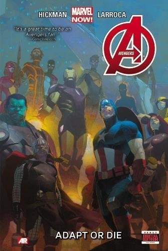 9780785189213: Avengers Volume 5: Adapt or Die (Marvel Now)