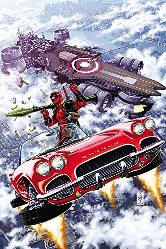 9780785189329: Deadpool: Deadpool Volume 4: Deadpool Vs. S.h.i.e.l.d. (marvel Now) Deadpool vs. S.H.I.E.L.D. (Marvel Now) Volume 4