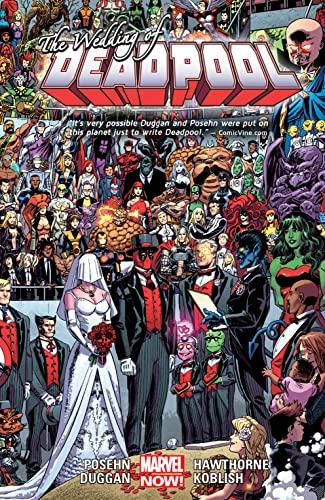 9780785189336: Deadpool 5: Wedding of Deadpool