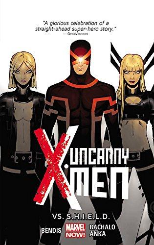 9780785189381: UNCANNY X-MEN 04 VS SHIELD