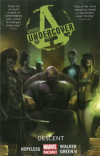 9780785189404: Avengers Undercover Volume 1: Descent