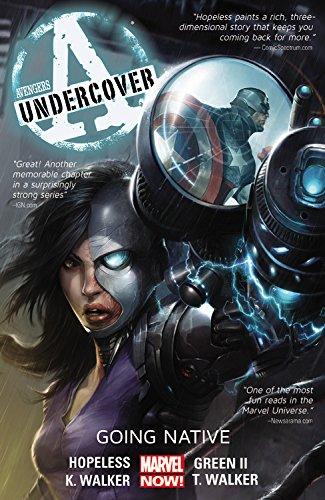 9780785189411: Avengers Undercover 2: Going Native