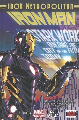 9780785189428: Iron Man Volume 4: Iron Metropolitan (Marvel Now)