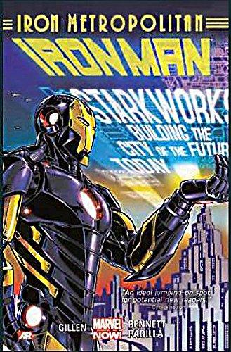 9780785189435: Iron Man Volume 4: Iron Metropolitan (Marvel Now)