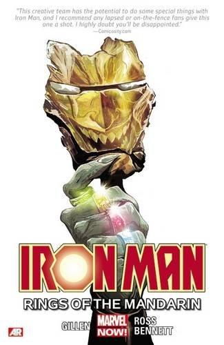 9780785189442: Iron Man 5: Rings of the Mandarin (Marvel Now!)