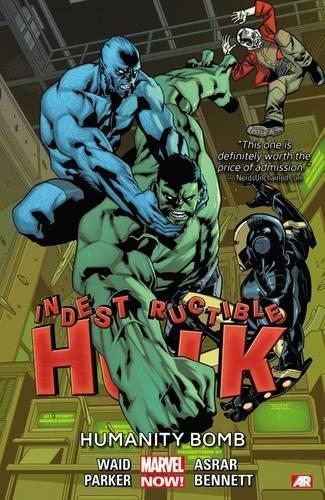 9780785189497: Indestructible Hulk Volume 4: Humanity Bomb (Marvel Now) (Indestructible Hulk: Marvel Now!)