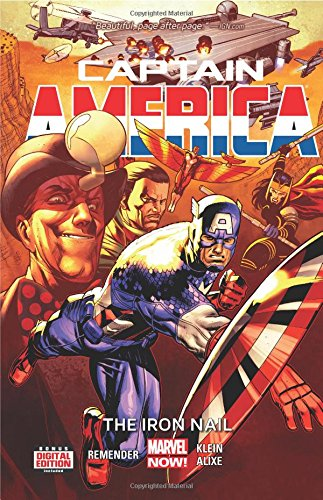 9780785189534: Captain America Volume 4: The Iron Nail (Marvel Now)