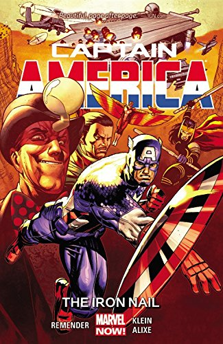 9780785189541: Captain America Volume 4: The Iron Nail (Marvel Now)