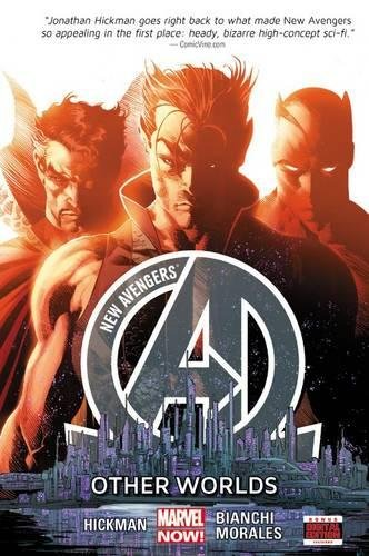 9780785189596: New Avengers 3: Other Worlds (Marvel Now!)