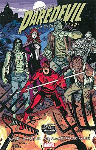 9780785189619: Daredevil by Mark Waid Volume 7