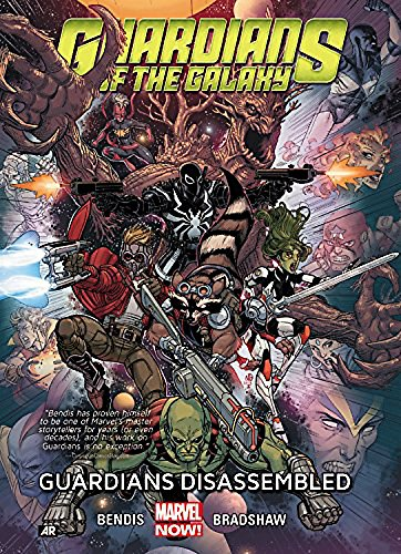 Guardians of the Galaxy Volume 3 Guardians Disassembled Marvel Now