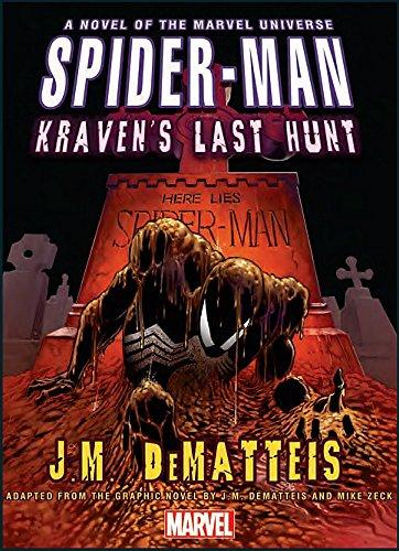 9780785189701: Spider-man: Kraven's Last Hunt Prose Novel