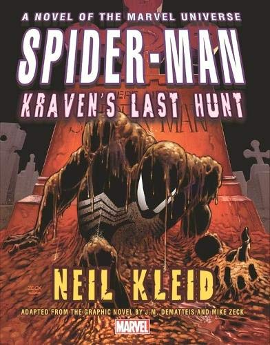 9780785189718: Spider-Man: Kraven's Last Hunt Prose Novel