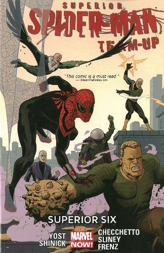 9780785189794: Superior Spider-Man Team-Up Volume 2: Superior Six (Marvel Now)