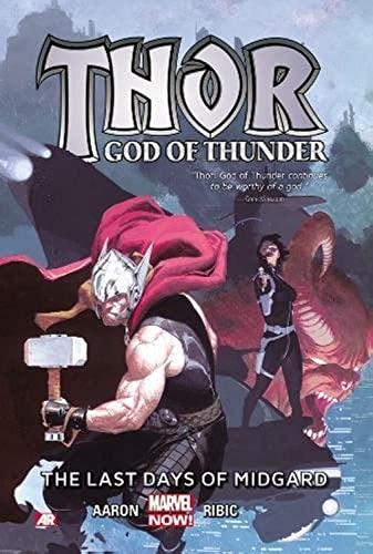 9780785189916: Thor. God Of Thunder - Volume 4