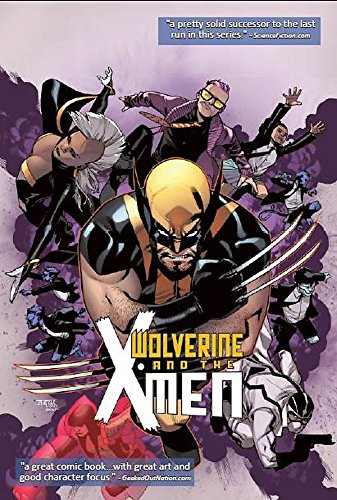 9780785189923: Wolverine & the X-Men Volume 1: Tomorrow Never Learns