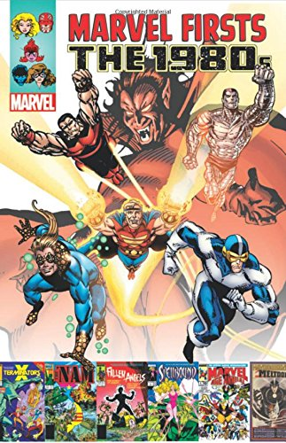 9780785190042: Marvel Firsts: The 1980s Volume 3