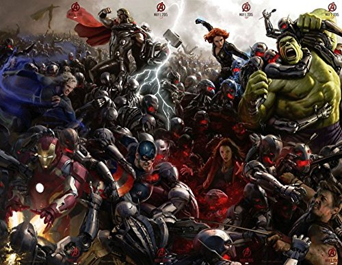 9780785190066: Marvel's Avengers Age of Ultron: The Art of the Movie