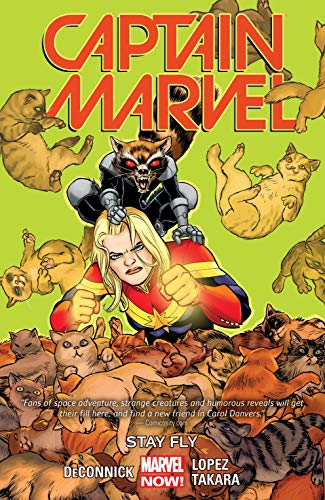 9780785190141: CAPTAIN MARVEL 02 STAY FLY