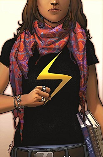 Ms. Marvel Vol. 1 : No Normal