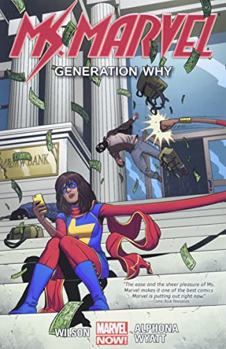 9780785190226: Ms. Marvel 2: Generation Why