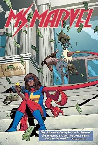 Generation Why 2 Ms. Marvel