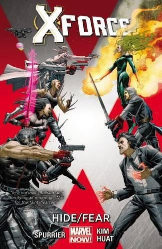 9780785190271: X-Force 2: Hide/Fear