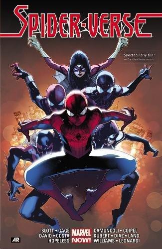 9780785190363: Spider-Verse
