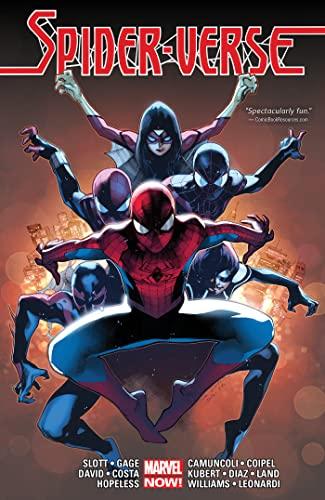Spider-Verse Format: Paperback: Slott, Dan
