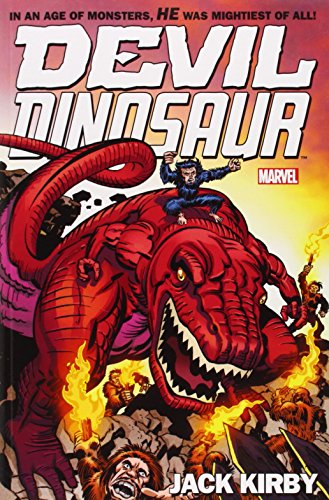 9780785190370: Devil Dinosaur by Jack Kirby: The Complete Collection