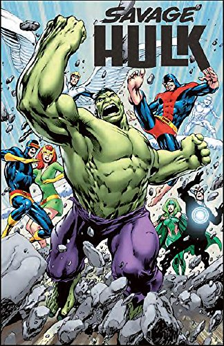 Savage Hulk 1: Davis, Alan/ Farmer,