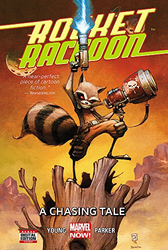 9780785190455: Rocket Raccon 1: A Chasing Tale