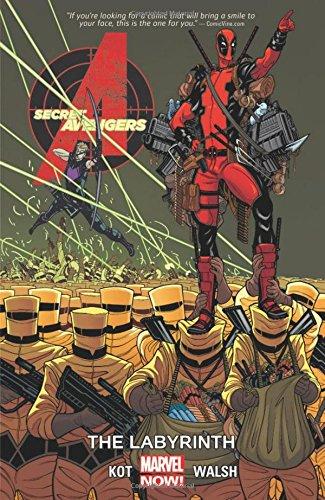 9780785190530: Secret Avengers Volume 2: The Labyrinth
