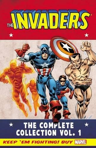 9780785190578: The Invaders: The Complete Collection, Volume 1 (Invaders Classic)