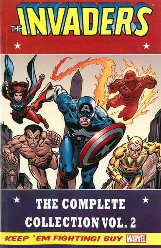 9780785190585: Invaders Classic: The Complete Collection Volume 2