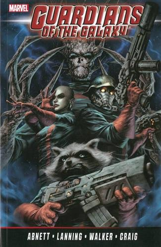 Guardians of the Galaxy (Paperback): Dan Abnett