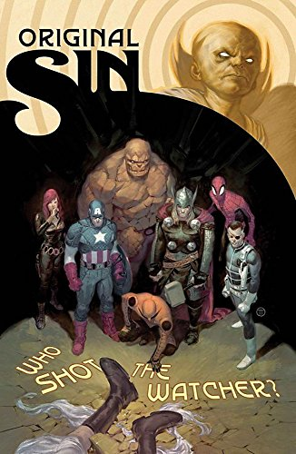 Original Sin (Hardback): Mark Waid, Jason Aaron