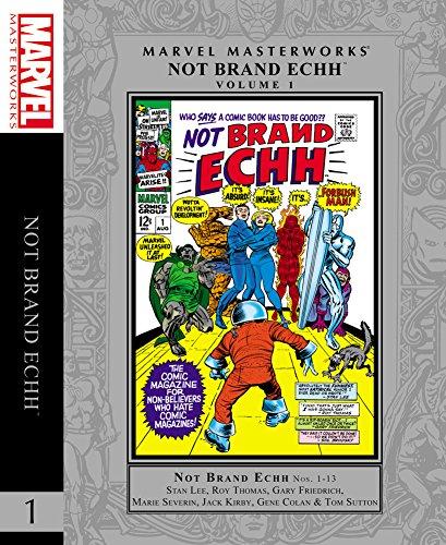 9780785190707: Marvel Masterworks: Not Brand Echh Volume 1
