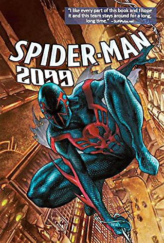 Spider-man 2099 Volume 1: Out Of Time (Paperback)