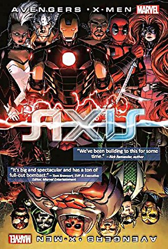 Avengers & X-Men: Axis: Adam Kubert