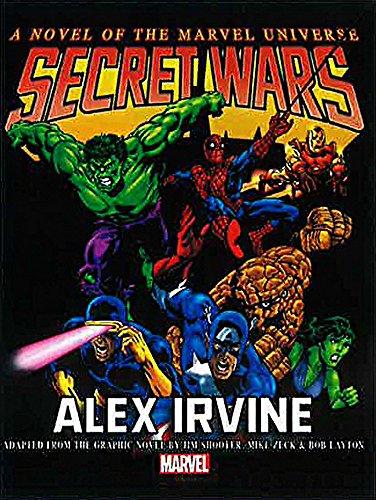 Marvel Super Heroes Secret Wars: A Novel: Bob Layton, Alexander