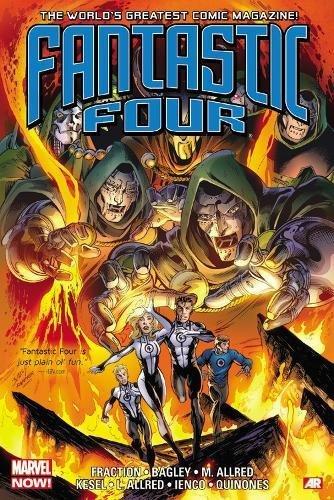Fantastic Four by Matt Fraction Omnibus (Fantastic Four By Matt Fraction Omnibus: Marvel Now!): ...