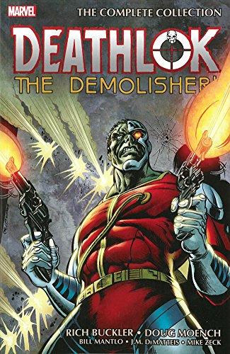 Deathlok the Demolisher Format: Paperback