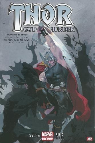 9780785191131: Thor: God of Thunder 1