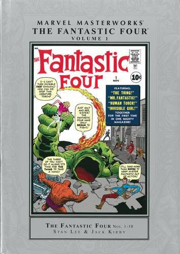 9780785191292: Marvel Masterworks: The Fantastic Four Volume 1