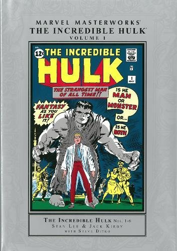 9780785191308: Marvel Masterworks: The Incredible Hulk Volume 1 (New Printing)