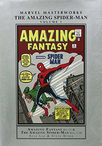 9780785191315: Marvel Masterworks: The Amazing Spider-Man Volume 1 (New Printing)